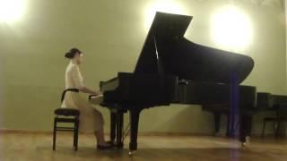 Chopin Nocturne Fis Dur op.15 no.2, Nino Kupreishvili