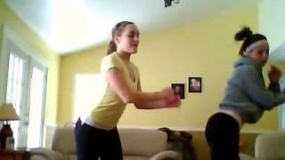 Wop Dance White Girl Style