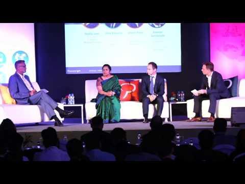 Executive Roundtable: The Future of Business Travel - Phocuswright India 2017