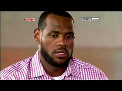 LeBron James announces he'll sign with Miami Heat