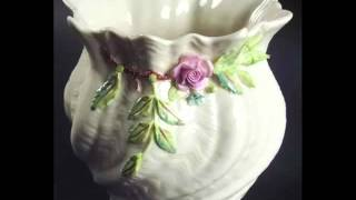 Classic Ceramic Flower Pot Designs | Picture Set Of Beautiful & Decor Work