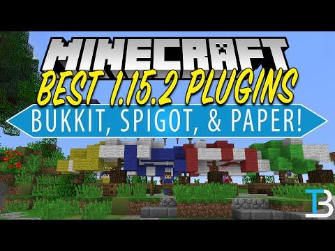 Top 5 Best Plugins For Your Minecraft 1.15.2 Server (Best Plugins For Bukkit/Spigot!)