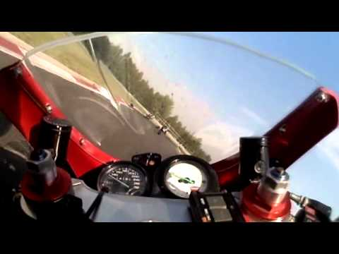 DUCATI 998S - Most - Renntraining 2011