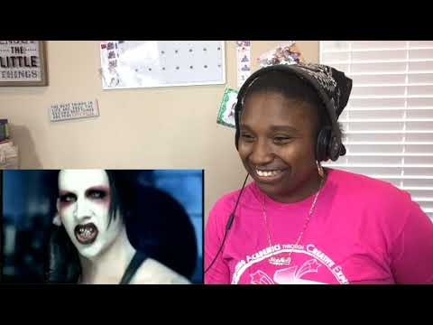 Marilyn Manson - This Is The New *hit REACTION