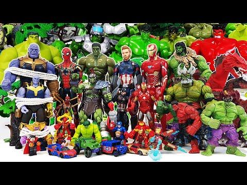 The Avengers Thor Battle Hammer 2019 Jouet