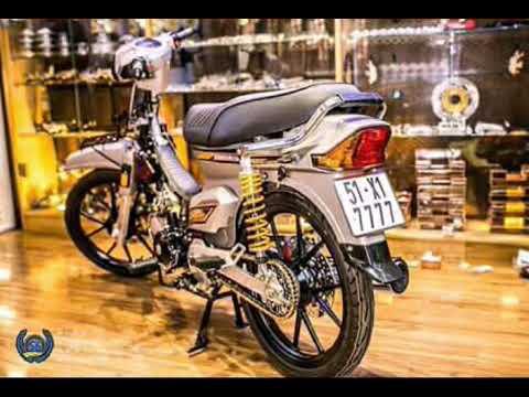 EX5 Honda Super Dream modified