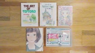 [HAUL] Tokyo Otaku Mode - Books and Manga-Set