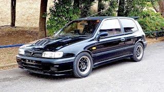 1991 Nissan Pulsar GTI-R 4WD Turbo (Canada Import) Japan Auction Purchase Review