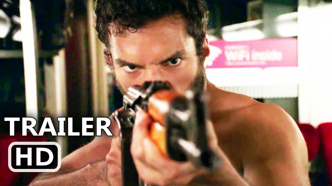 THE 15:17 TO PARIS Official Trailer (2018) Clint Eastwood, Thalys Thriller Movie HD