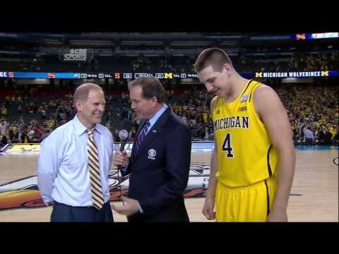 2013 NCAA Tournament Final Four #4 Michigan vs. #4 Syracuse