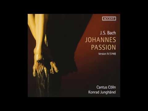BWV245 - Herr, unser Herrscher - Cantus Cölln, Junghänel