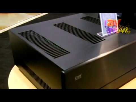 CEDIA 2011: Cary Audio Design Talks About Its SA-500.1 Amplifier
