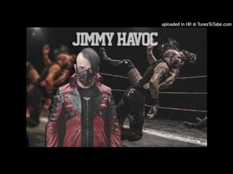 Jimmy Havoc's PROGRESS Wrestling Theme with Arena effects
