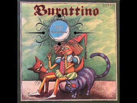 Burattino - DDR Märchen Hörspiel - LITERA