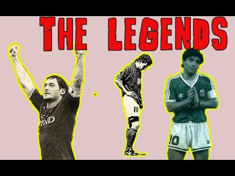 The Legends PES AND FIFA