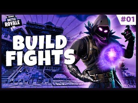 Mongraal Build Fights #1