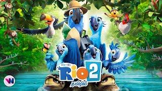Rio 2 tamil dubbed animation movie comedy action adventure birds story