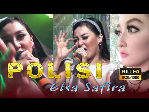 Polisi Voc. Elsa Safira Live New Malindo Nada