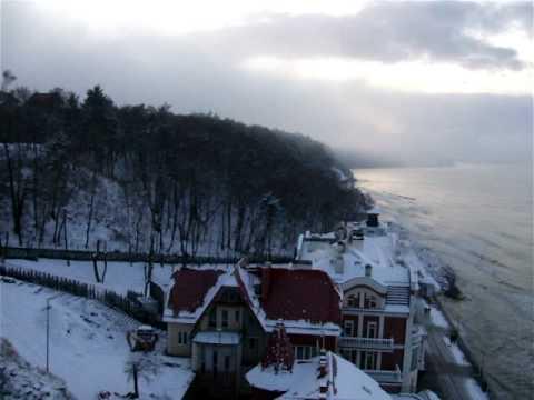 The Baltic sea, winter edition