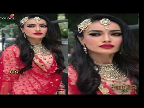 Indian Beautiful Gorgeous Actress In Muslim Style Jhumar Hairstyle With Maang Tikka By Icone World Youtube