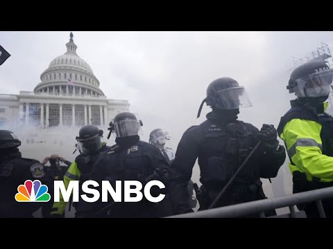 Capitol Police Officer Recounts 'Unbelievable' Jan. 6 Attack   MSNBC