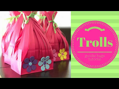 Trolls Goodie Bag