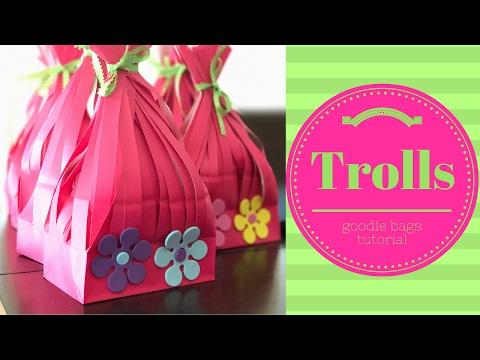 Trolls Goodie Bag