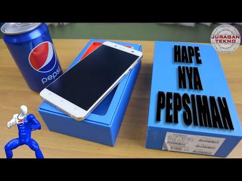 Unboxing Pepsi P1S Indonesia (Juragan Tekno)