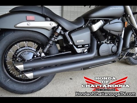 honda shadow 750 phantom отзывы