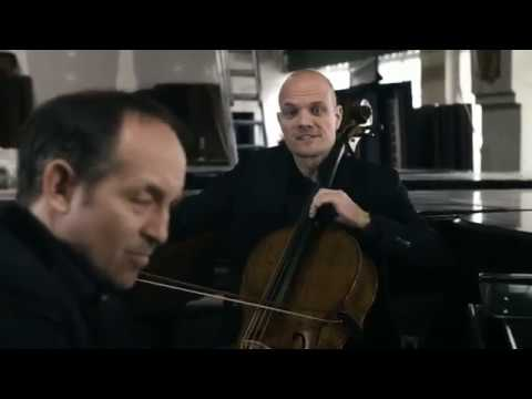 Duo Runge&Ammon play 'It Ain't Necessarily So' by George Gershwin