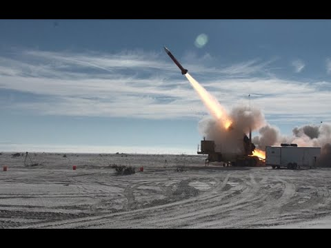 Northrop Grumman Integrated Air Missile Defense Battle Command System (IBCS) Flight Test