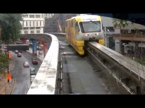 Kuala Lumpur KL Monorail, Malaysia