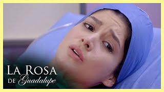 La Rosa de Guadalupe: Sofía rechaza abortar a su bebé   En silencio junto a ti