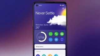 OxygenOS 11 For OnePlus   First Look   😱😱😱