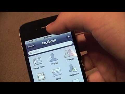 iPhone TiPs & Methods: iPhone FaceBook app pointers thumbnail