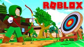 I AM THE BEST IN THE ARC IN ROBLOX!!