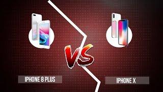IPHONE X OU IPHONE 8 PLUS - LEQUEL CHOISIR ? ( APPLE ADDICT)