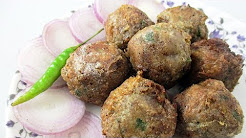Quick Dinners - Shami Kabab Recipe