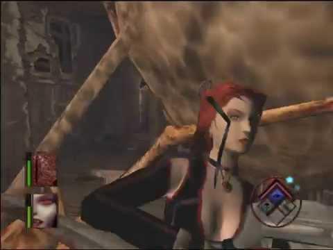 Ps2 Bloodrayne Gameplay Pcsx2 Youtube