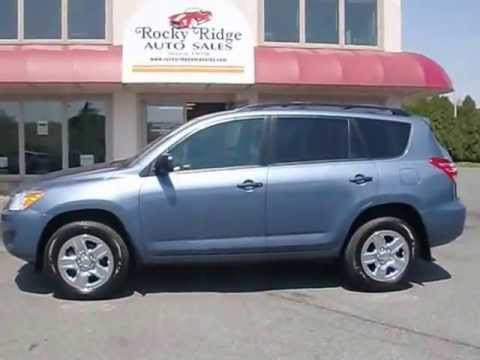 low mileage 2010 rav 4 with 3rd row seat rras 7476 youtube. Black Bedroom Furniture Sets. Home Design Ideas