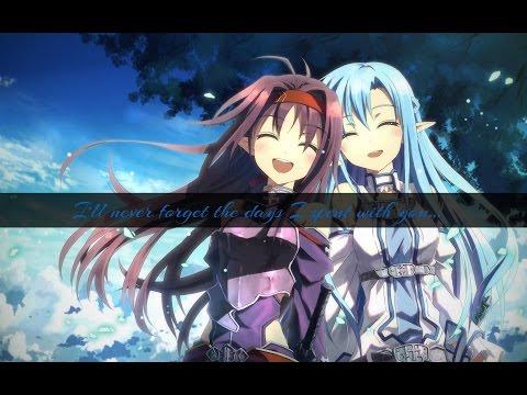 【LiSa】 Shirushi 【Sword art online II】 【Eng Lyrics】  【Male Version】