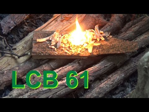Low-cost Bushcraft Serie Teil 61