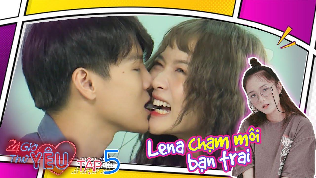 24H Thử Yêu | Mùa 2 | Tập 5: Lena chạm môi bạn trai bí mật, tìm thấy simple love của đời mình