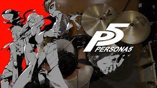 『PERSONA5 the Animation』OP2「Dark Sun…」叩いてみた。