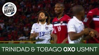 Trinidad & Tobago 0x0 USMNT - CONCACAF 2018 FIFA WCQ