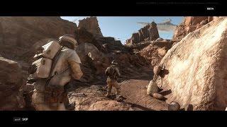Starwars: Battlefront Leaked Gameplay!!!!