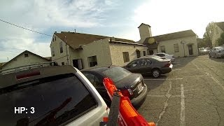 Indoor/Outdoor Nerf War 6/23/13 - Mega Centurion Fail (Game 4) (EAT/Mega Centurion Gameplay)(, 2014-02-20T20:23:58.000Z)
