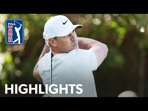 Brooks Koepka shoots 3-under 68 | Round 1 | Genesis | 2021