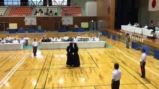 2015年6月14日(日) 高知県民体育館.