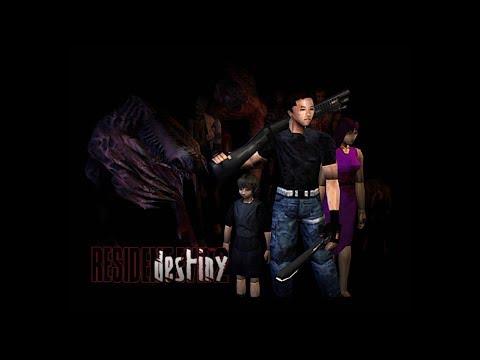 Resident Evil 2: DESTINY Mod - Good ending attempts